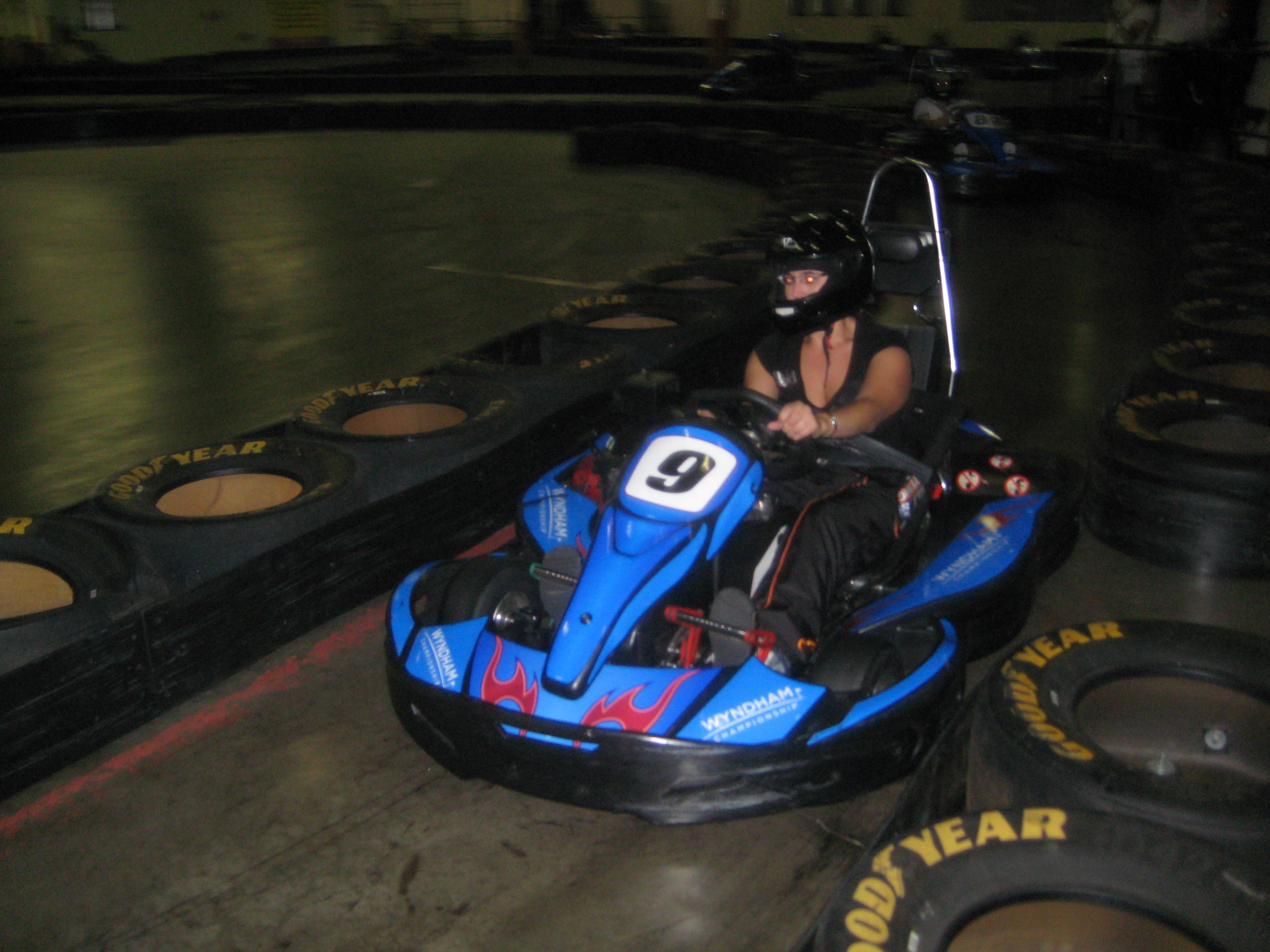 This is Charlotte – Victory Lane Karting - The Wandering Gourmand