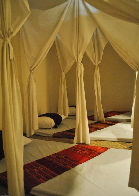 Thai Massage Room at Fah Lanna