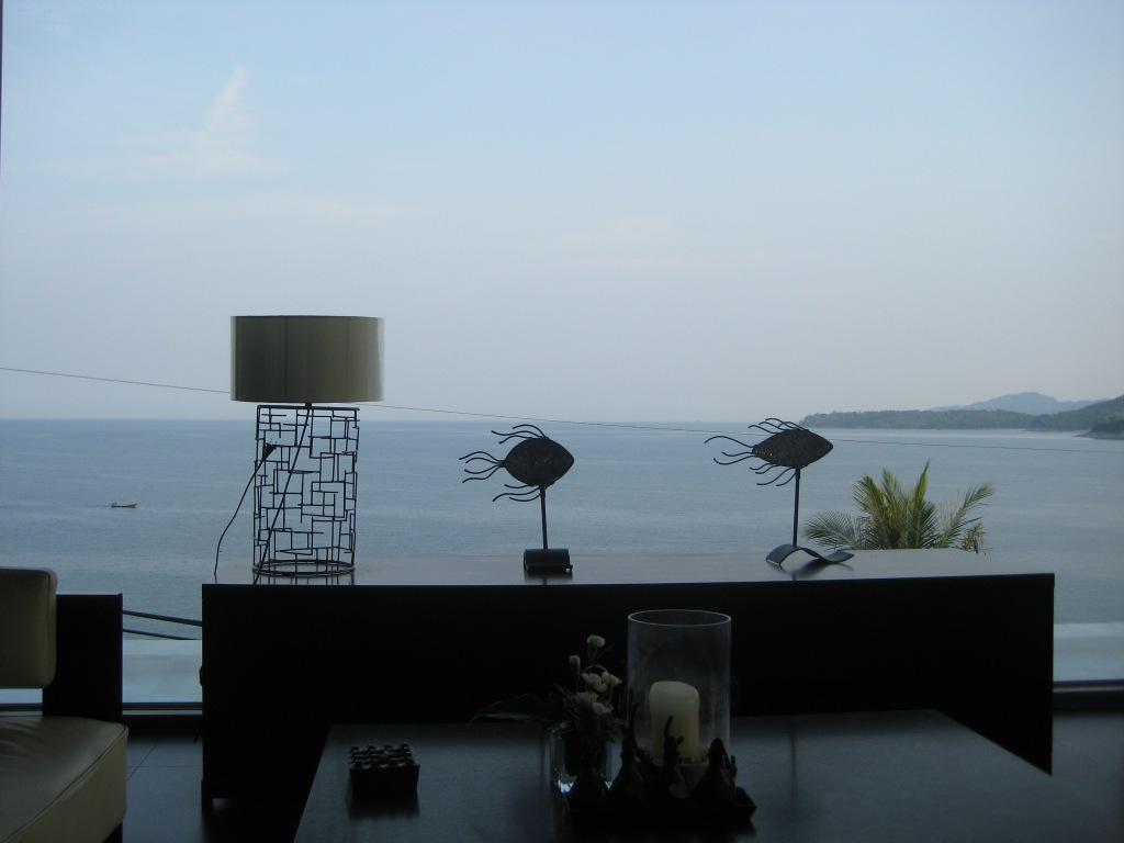Lobby View - Cape Sienna Hotel