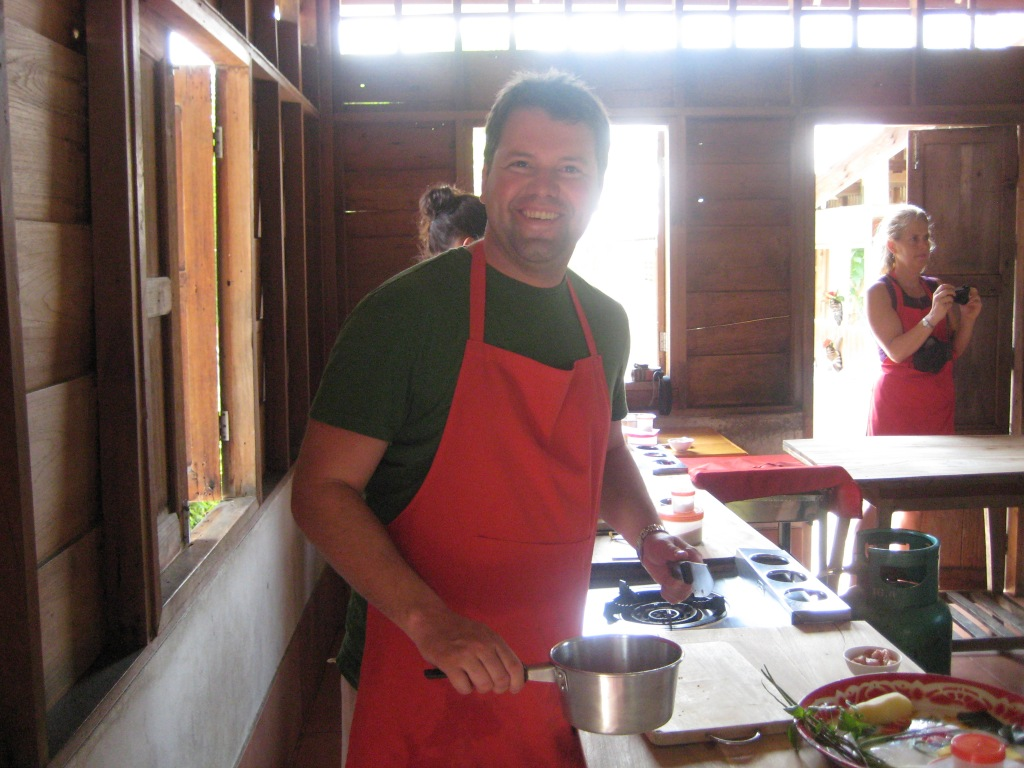 Thai Farm Cooking School