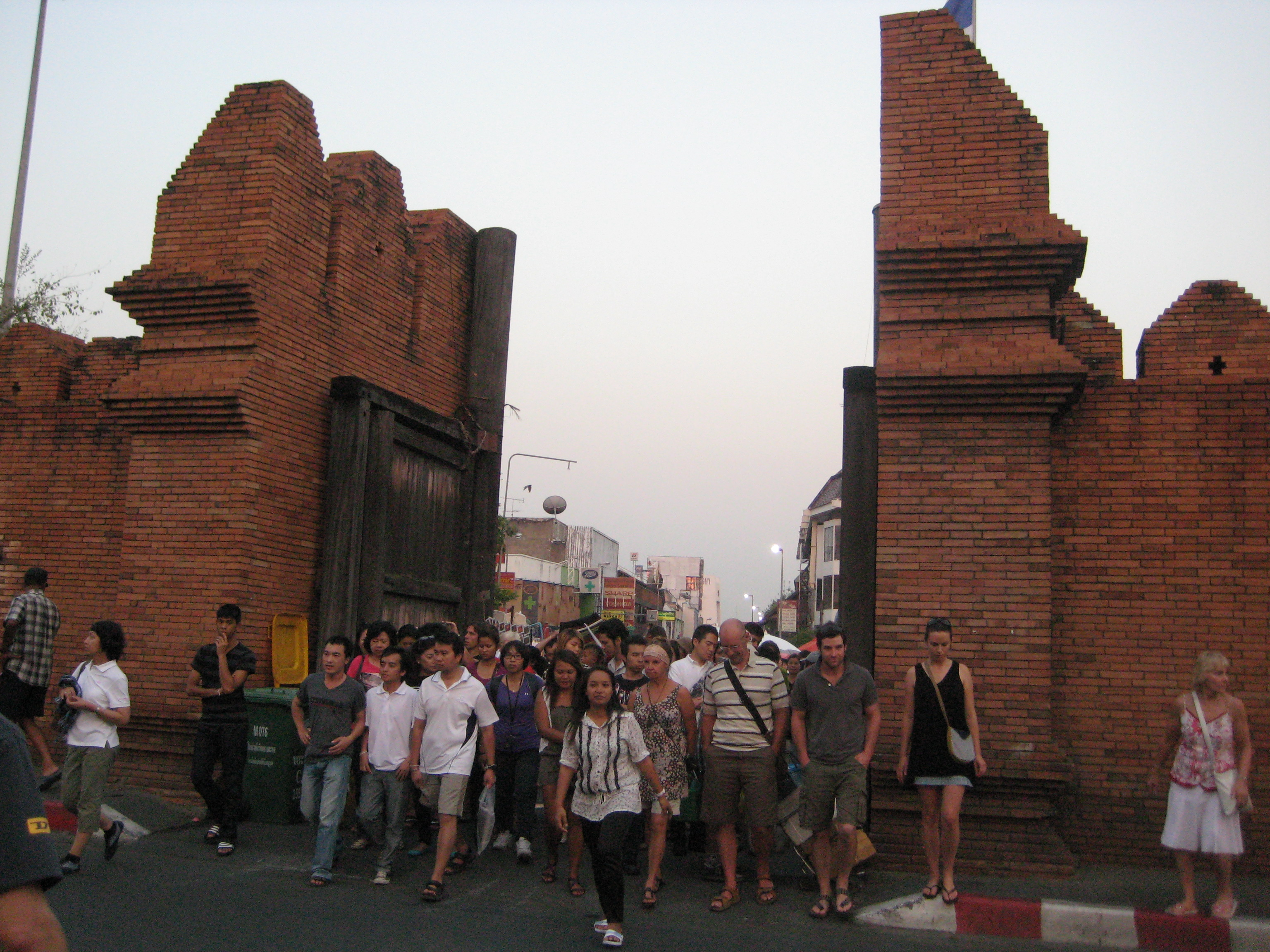Chiang Mai City Gates