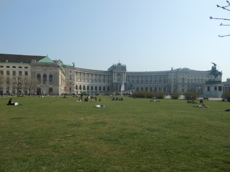 Hofburg - The Imperial Residence
