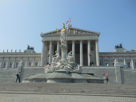 Austrian Senate Building