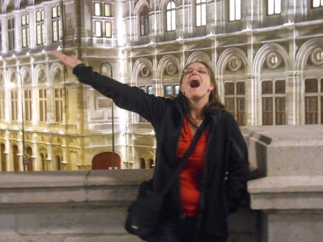 Singing Goodbye to Vienna (and Europe)