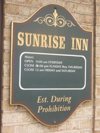 Sunrise Inn in Warren, Ohio
