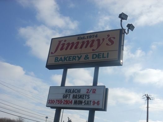 Jimmy's Italian Specialty in Youngstown