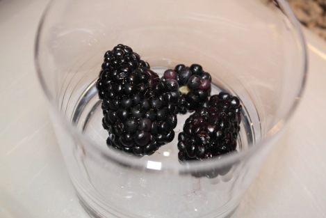 Perfect Use of Fresh Summer Blackberries