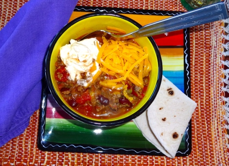 Beef and Stout Beer Chili