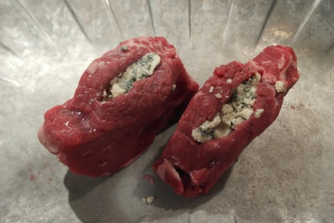 Blue Cheese Stuffed Filets - Are You Hungry Yet?